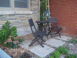 cheap patio ideas it s personal