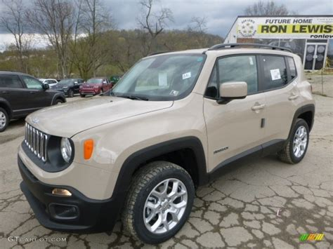 jeep sand color 2016 mojave sand jeep renegade latitude 4x4 112452597