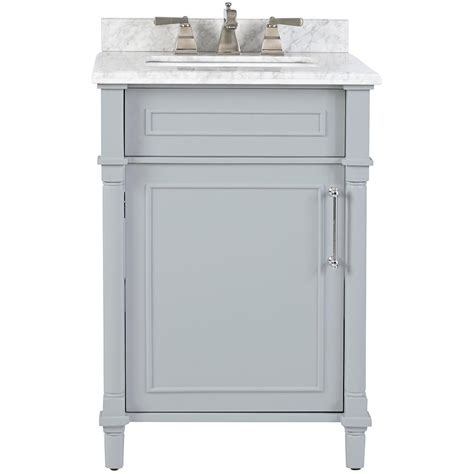 home decorators bathroom vanity home decorators collection aberdeen 24 in w x 22 in d