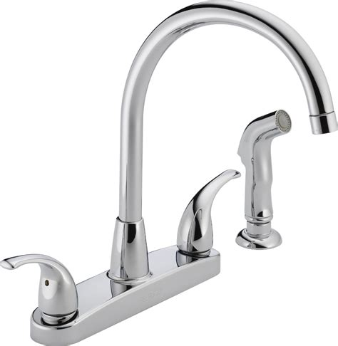 2 handle pull kitchen faucet peerless p299578lf choice kitchen faucet review