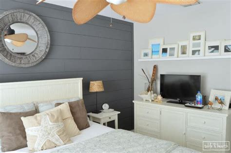 How To Paint Shiplap The Easiest Way To Install Shiplap Wood Plank Walls In