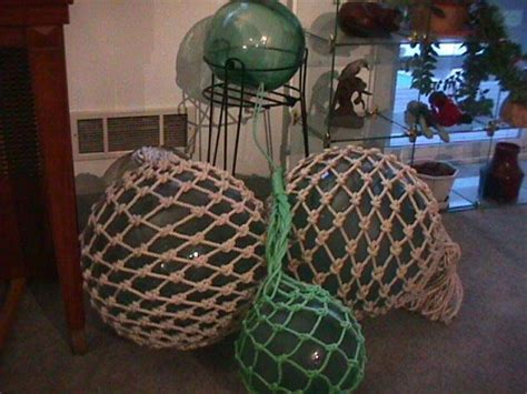 japanese glass japanese glass fishing float nets the pineapple knot forum