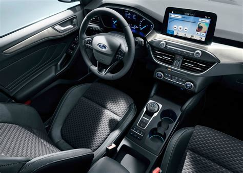 Ford Focus Interior by New 2019 Ford Focus Arrives As Classier Sedan Hatchback