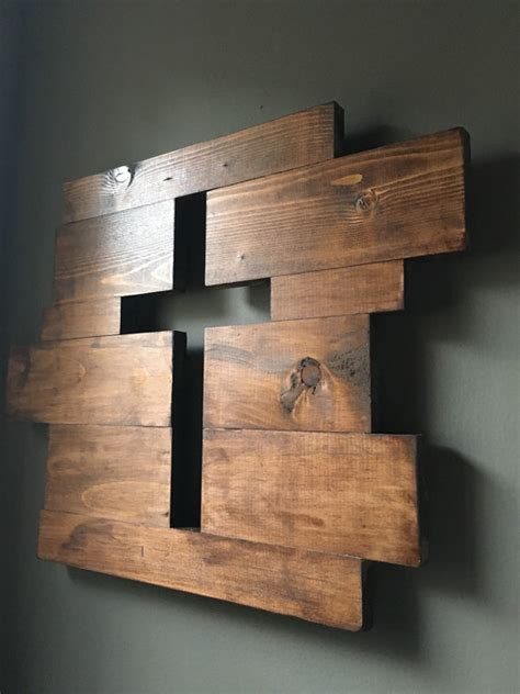 Rustic Wooden Crosses Wall Decor by Hanging Cross Wood Cross Wall Hanging Decor Rustic Wooden