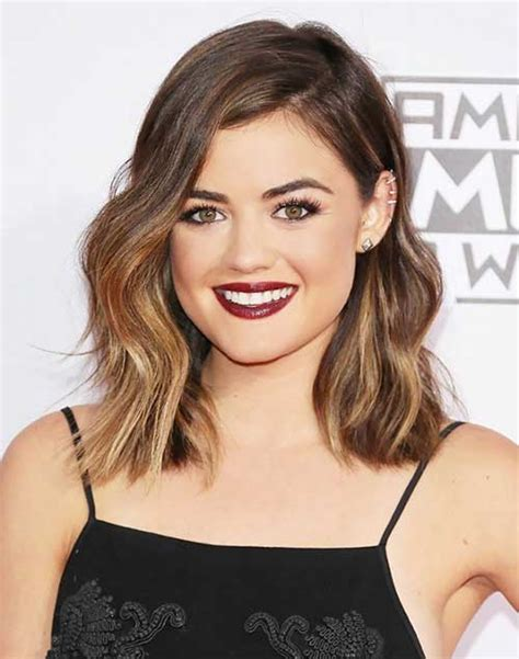 shoulder length hairstyles 15 short shoulder length haircuts short hairstyles 2016