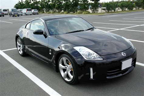 Nissan Z33 by 2009 Nissan 350z Z33 Pictures Information And Specs