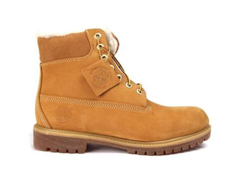 timberland boots with fur ronnie fieg x timberland 6 quot fur lined classic boots