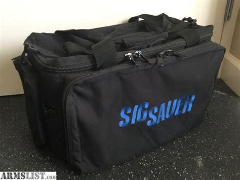 armslist for sale sig sauer range bag