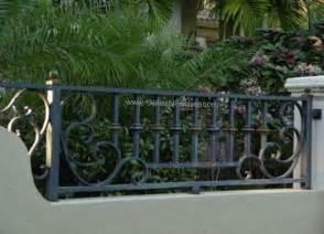 decorative metal fence ornamental metal fence how to make fence