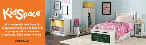 closetmaid kidspace closetmaid 1496 kidspace cube storage table