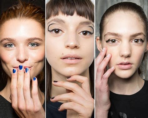 Herbst Nägel 2016 by Fall Winter 2015 2016 Nail Trends Fashionisers