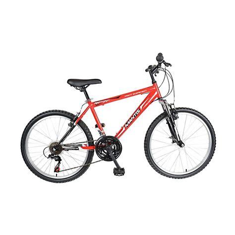 Mantis Raptor Mountain Bike mantis raptor mountain bike 24 in wheels 16