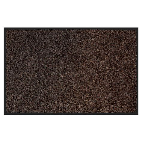 doorway rugs milan plain barrier door mat
