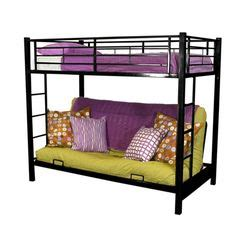 Bunk Beds With A Futon On The Bottom by Room Stuff On Futon Bunk Bed Futons And Bunk