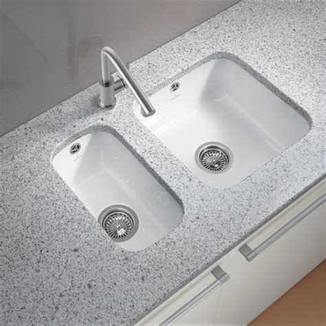 white porcelain kitchen sinks undermount cisterna ceramic butler kitchen sink by villeroy boch