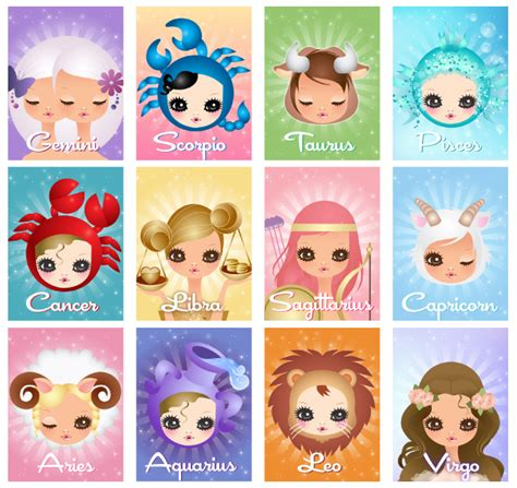 cute horoscope zodiacs characters quotes