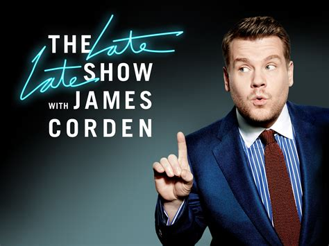 the late show video 5 20 2015 cbs cbs press express the late late show with james corden
