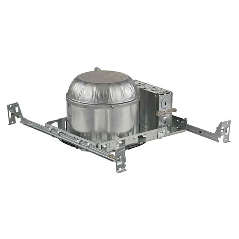 ic rated recessed lighting 6 quot shallow new construction recessed can light ic and