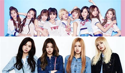 twice and blackpink will there be another k pop boom in japan lit by blackpink