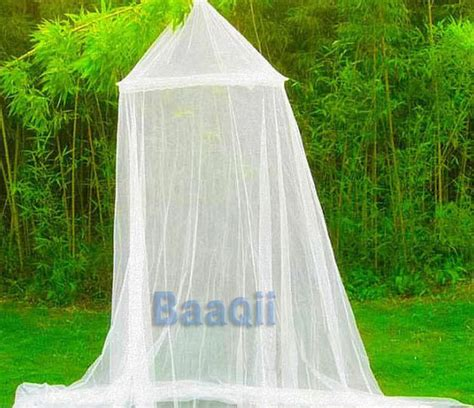 Mosquito Netting Curtains White Lace Princess Bed Canopy Mosquito Net Netting Bedroom Curtain De Ebay