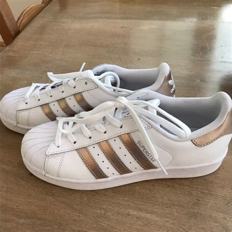28 adidas shoes adidas gold superstar sneaker last drop from channing s closet