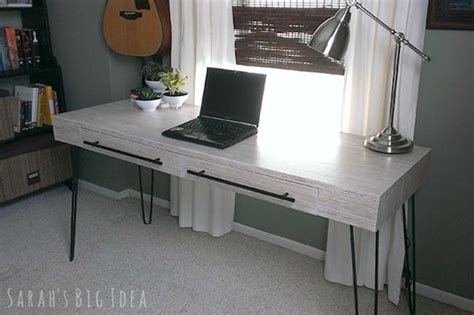 Plywood Desk Diy Diy Plywood Desk Bob Vila