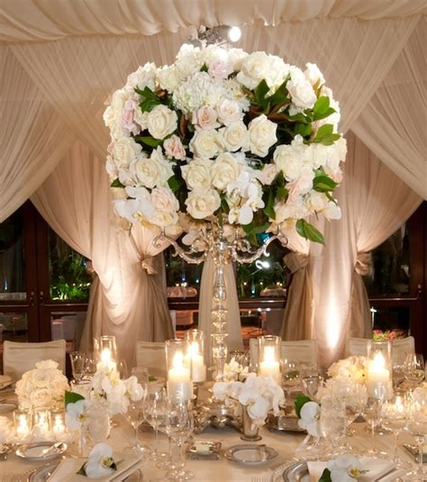 And White Centerpieces For Wedding White Wedding Centerpieces Wedding Flowers Inside Weddings
