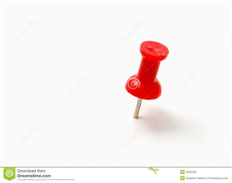 push pin stock image image of clip shadow paper