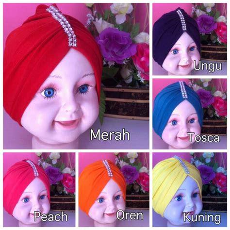 Toko Jilbab Bayi jual turban bayi anak kerudung bayi anak jilbab bayi