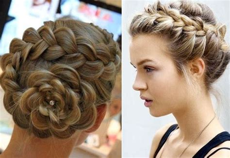 hair braided up into a bun style 23 amazing hair bun styles for women with long hair