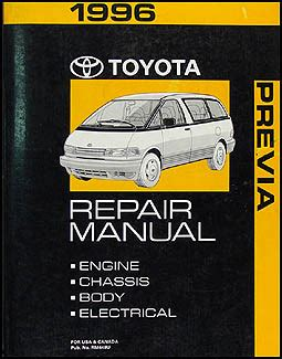 free online car repair manuals download 1996 toyota paseo security system 1996 toyota previa van repair shop manual original e book downloads diigo groups
