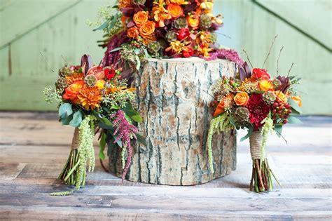 Silk Arrangements For Home Decor Pumpkin Inspired Fall Wedding Thanksgiving Centerpieces