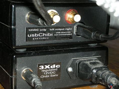 Nixon Digital Chain nixon usb chibi dac with upgraded 3xdc power