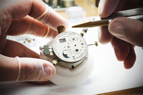 Uhr Polieren Kosten by Reparatur Wartung Von Uhren