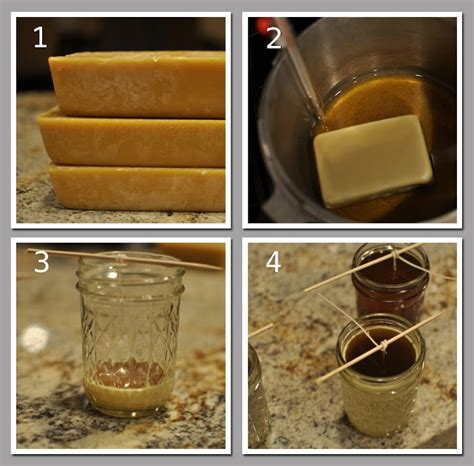 Handmade Beeswax Candles - handmade beeswax candles things i want to make
