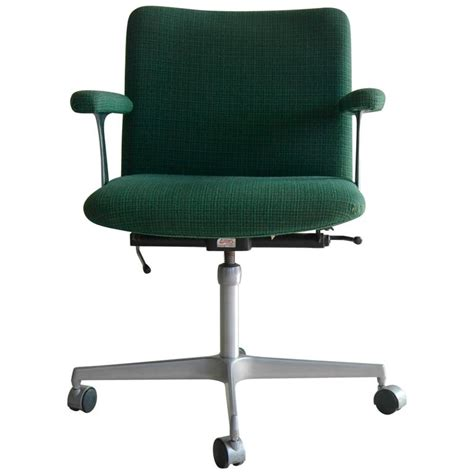 Ultra Cool Swivel Office Chair By Cado Design Attributed Cool Swivel Chairs