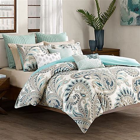 ivy comforter set ink ivy mira mini comforter set bed bath beyond