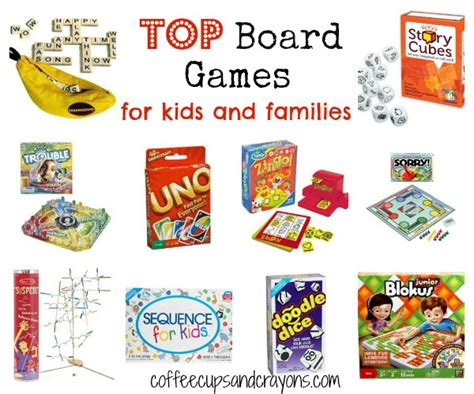 best themes games top board games for kids and families coffee cups and