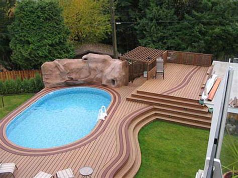 How Much To Build A Patio by Superb How Much To Build A Deck 1 Above Ground Pool Deck