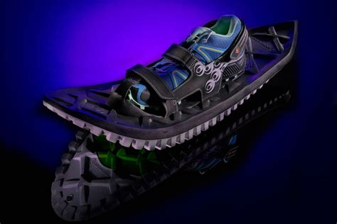 snowshoe running shoes adidas s 3d runners hit the market and snowshoes that act