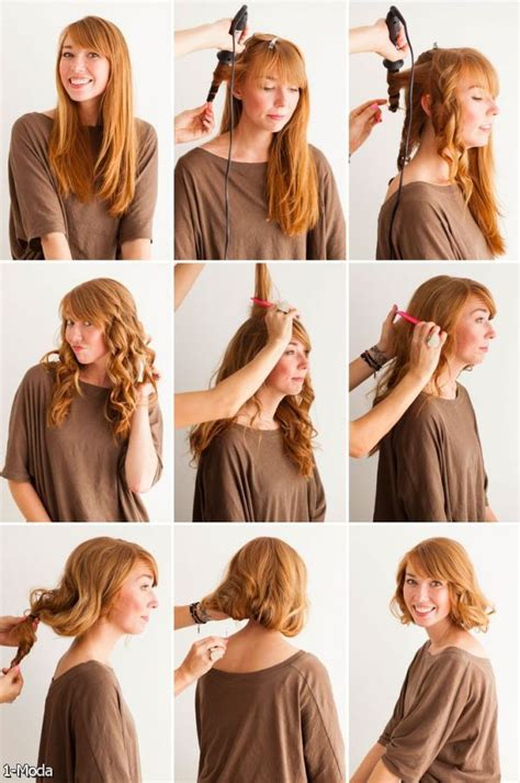diy flapper hairst flapper hairstyles for long hair tutorial 2015 2016