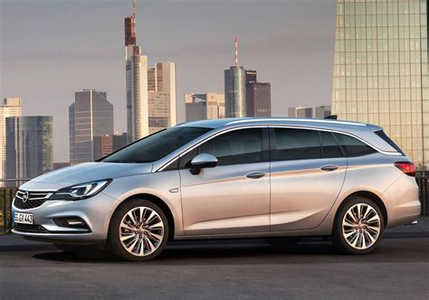 Opel Astra Sport by 2016 Opel Astra Sports Tourer Revealed