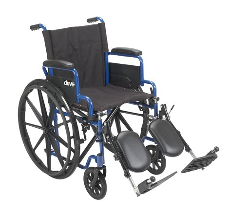 wheelchair for back legs wc40 bls20fbd elr blue streak wheelchair with flip back detachable desk arms and
