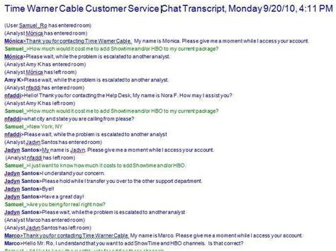 time warner cable service toll free telephone number 800 customer care