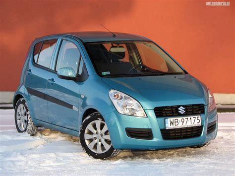 Suzuki 2009 Model 2009 Suzuki Splash Pictures Information And Specs
