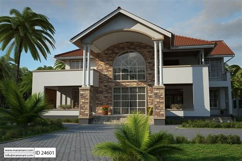House Plans With Cost Estimates four bedrooms villa id 24601 maramani com