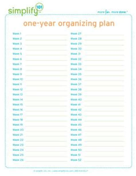 free printable office organizer 17 best images about organizing checklists charts on