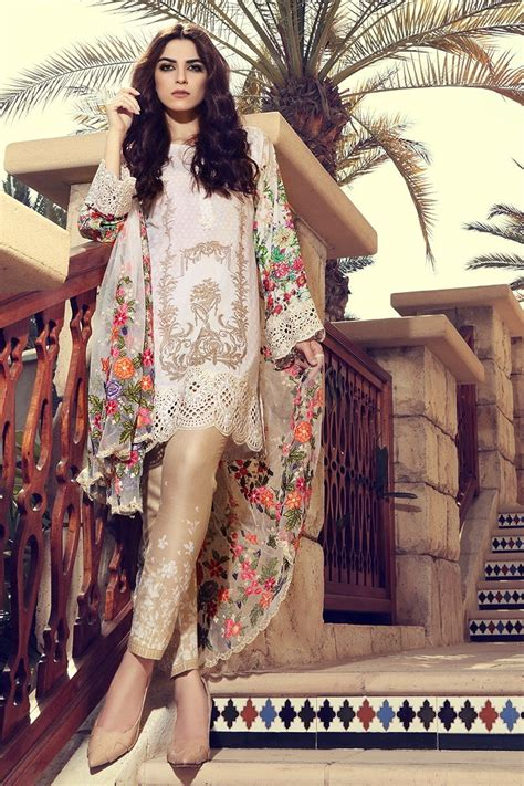 dress design lawn pakistan maria b lawn collection 2017 best pakistani designer