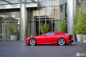 lexus lfa 22 october 2016 autogespot