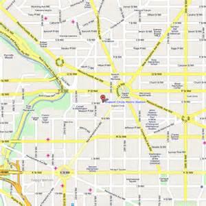 Washington Dc Street Map by The Mansion On O Street Washington Dc District Of